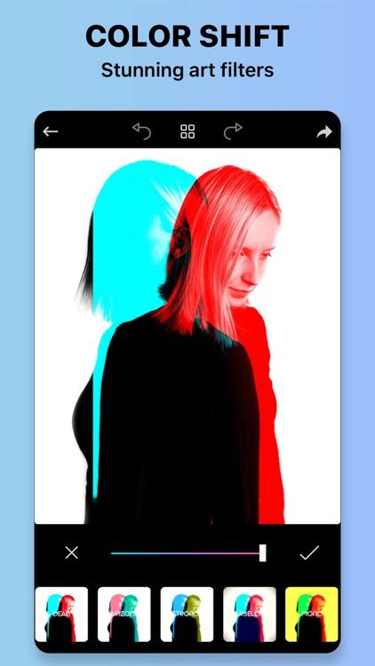 FX.X Lens.Light Flare Effect.s screenshot-6