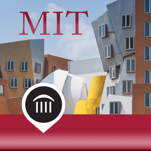 MIT Campus Guide by Princeton Architectural Press on
