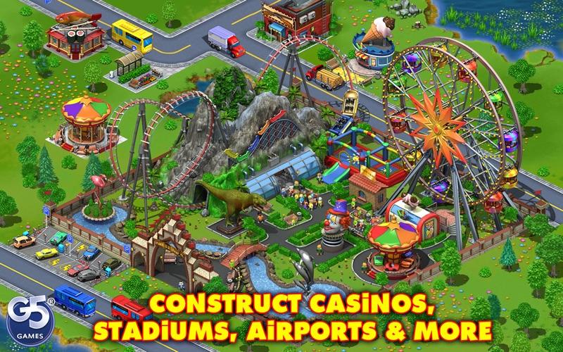 VirtualCity_Playground Screenshot