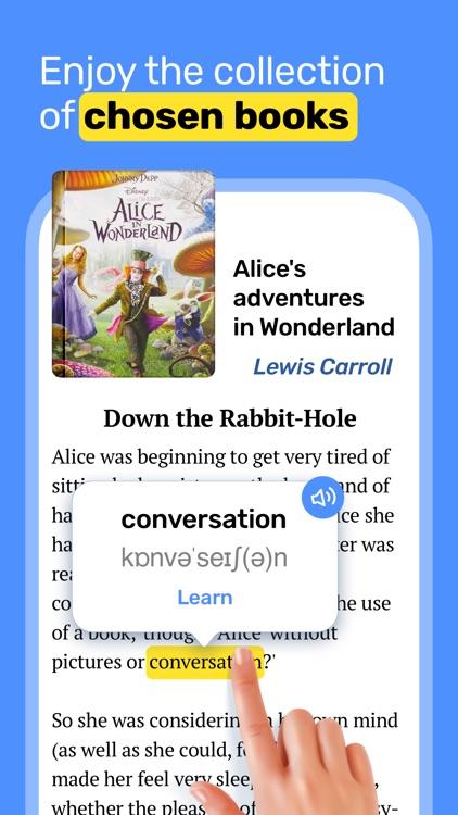 Ule: learn English language