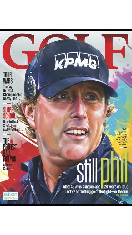 The GOLF Magazine