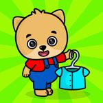 Barnspel för småbarn 2-3 år на пк