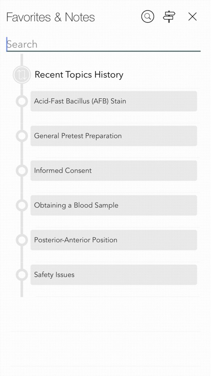 Lab Notes & Diagnostic Tests screenshot-5