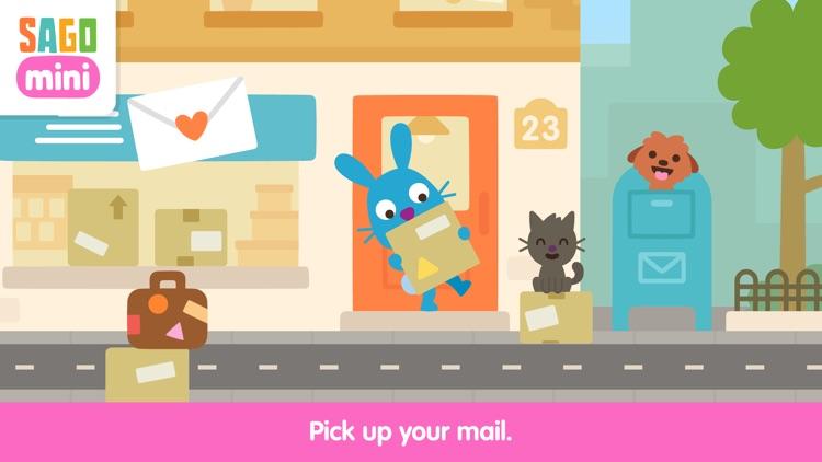 Sago Mini Big City screenshot-3