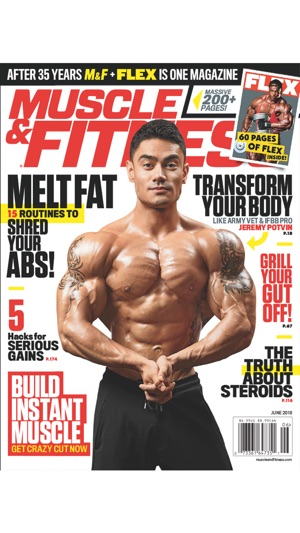 e36eaa07c73  Muscle   Fitness on the App Store