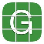 Grid # - Add grid on image icon