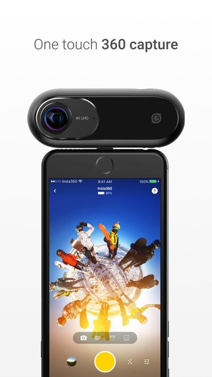 Insta360 ONE-360° Photo&Video screenshot-0