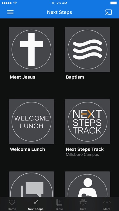 Bay Shore Church App screenshot 2