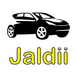 jaldii Online Car Booking App