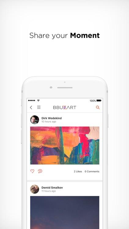 BBuzzArt for Art Lover, Artist screenshot-3