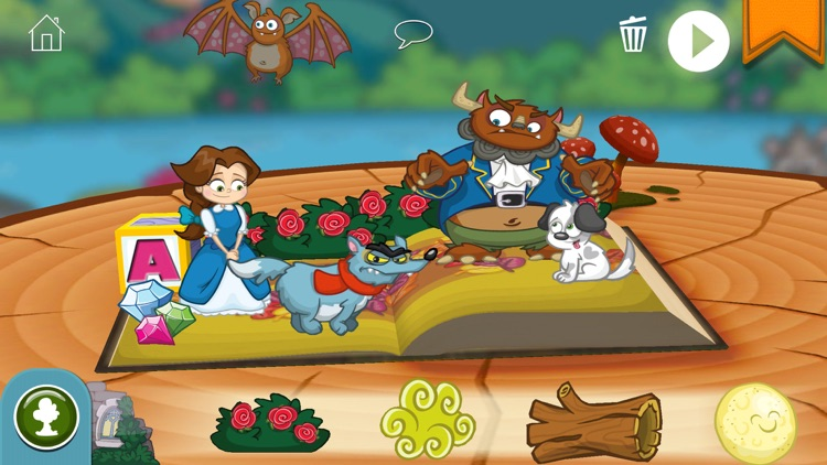 StoryToys Beauty and the Beast screenshot-4