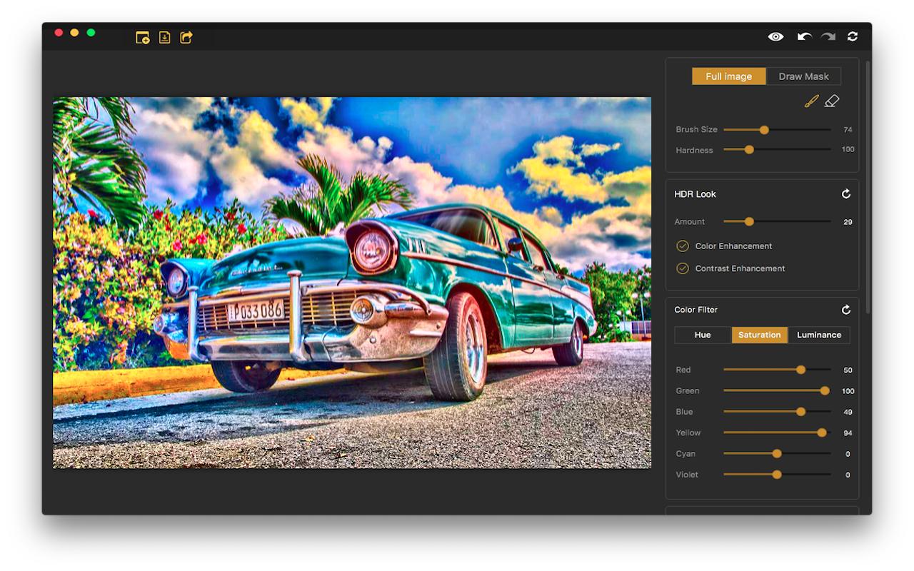 HDR Pro 3.2 Mac 破解版 智能HDR照片编辑器-麦氪搜(iMacso.com)