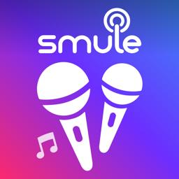 Ícone do app Smule: App de Cantar Karaoke!