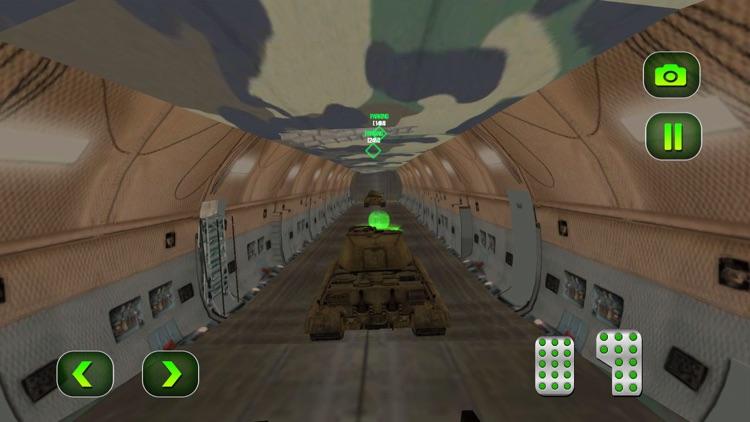 Military Submarine Transporter screenshot-3