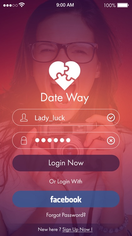 Date Way -Chat, Flirt & Dating
