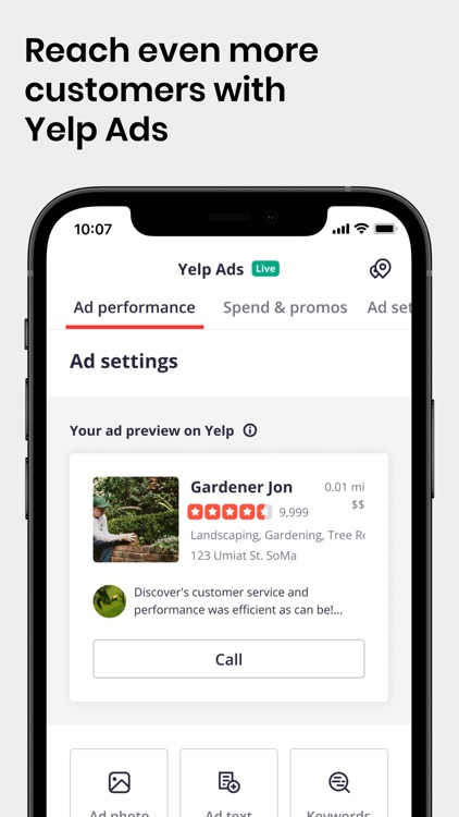 Yelp for Business screenshot-7