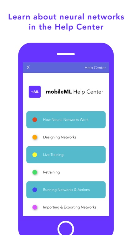mobileML screenshot-3