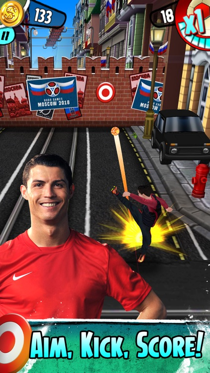 Cristiano Ronaldo: Kick'n'Run screenshot-1