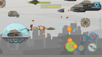 Screenshot 4 Triangle Shooter: The Invaders