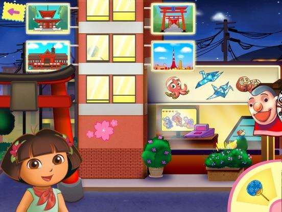 Dora's Worldwide Adventure Скриншоты11