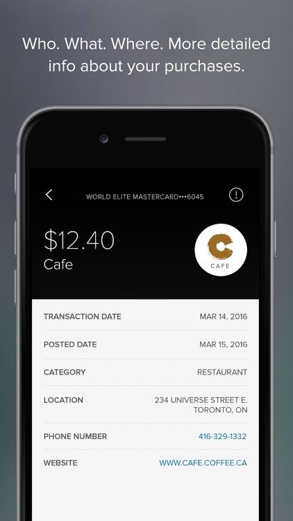 Capital One Canada screenshot-3