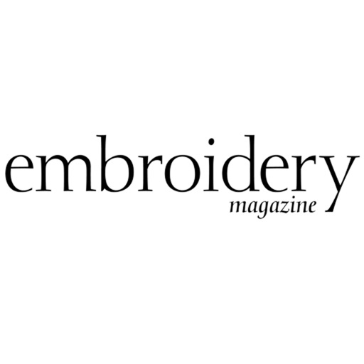 Embroidery Magazine.