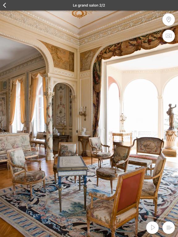 Screenshot #6 pour Villa Ephrussi de Rothschild