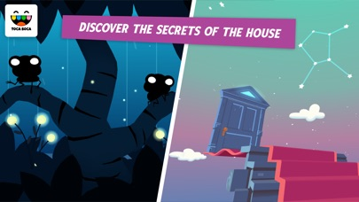 Toca Mystery House screenshot 5