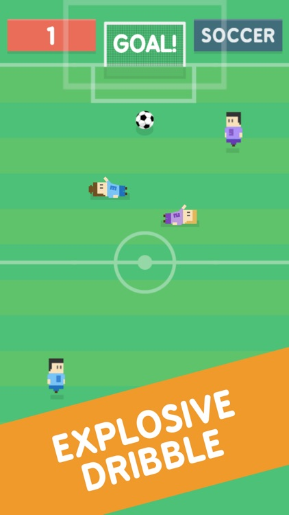 Soccer Kick! screenshot-2