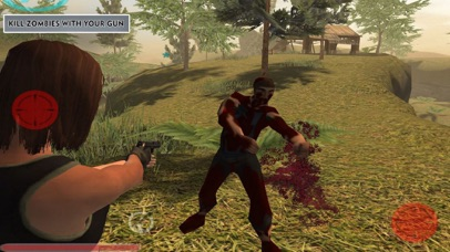 Island Escape: Survivor Z Kill screenshot 1