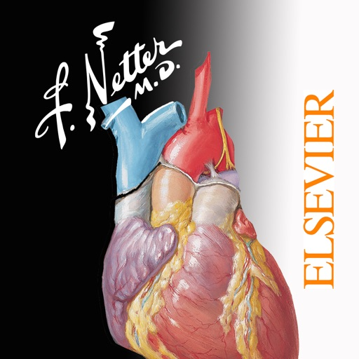 Netter's Anatomy Atlas 7e icon