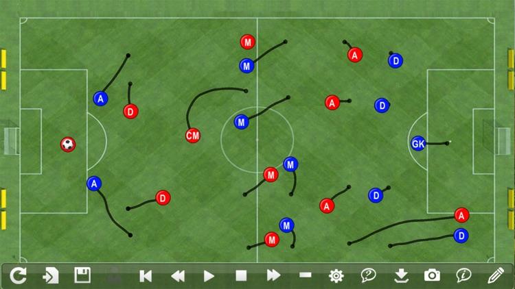 Soccer Play Designer screenshot-4