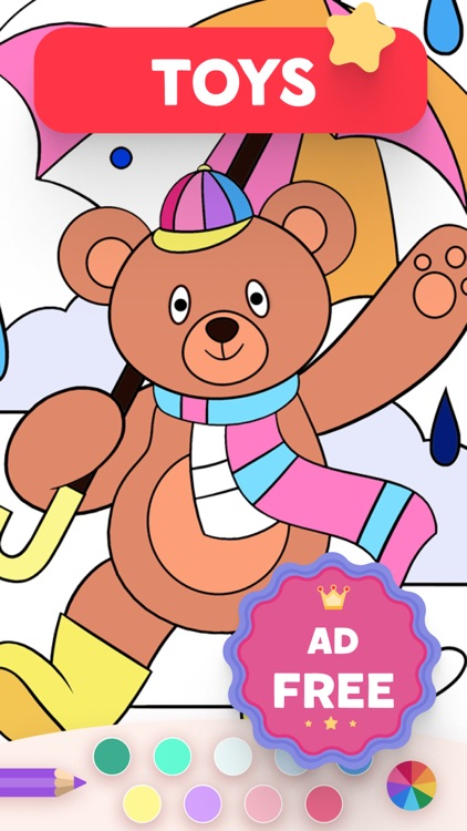 LILPRIN Coloring Book for Kids