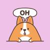 Corgi Fat Dog Animated