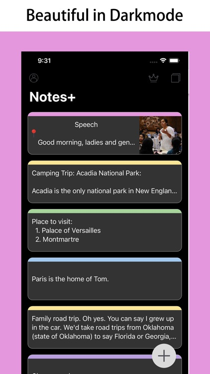 Notes+. screenshot-3