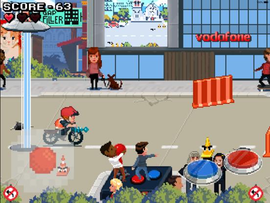 Attack Of The Cones screenshot 12