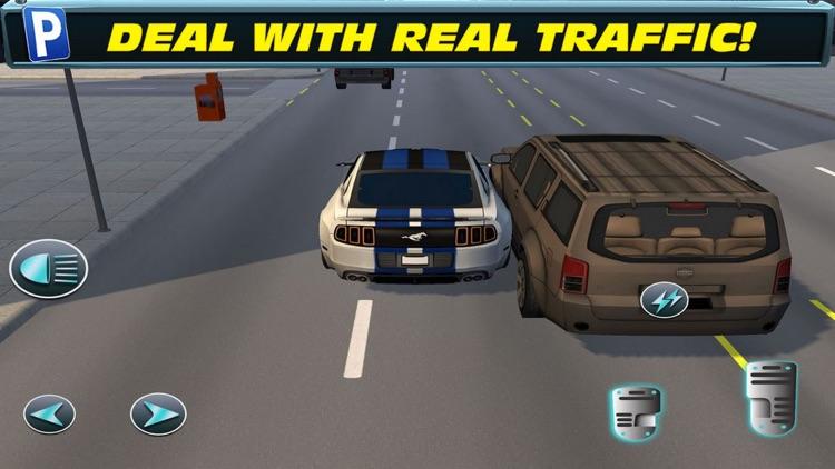 Fast Car Racing: Highway Sim