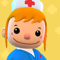 App Icon for Hospital Inc. App in United States IOS App Store