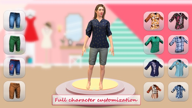 Mommy Life Simulator on the App Store