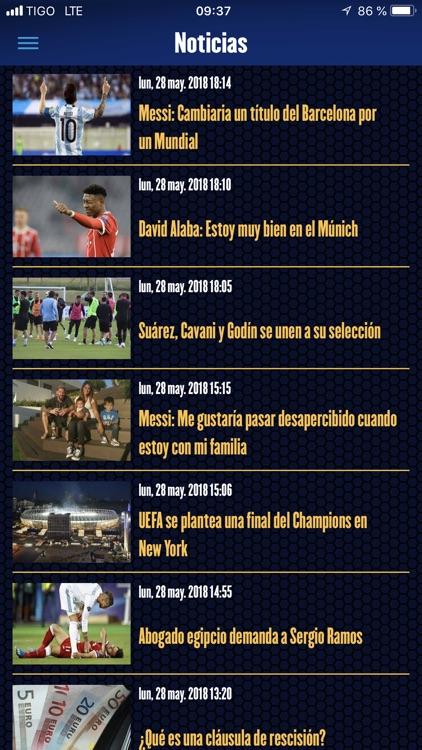 Tigo Sports Guatemala screenshot-5