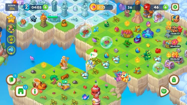 Dragon Magic - Merge games screenshot-5