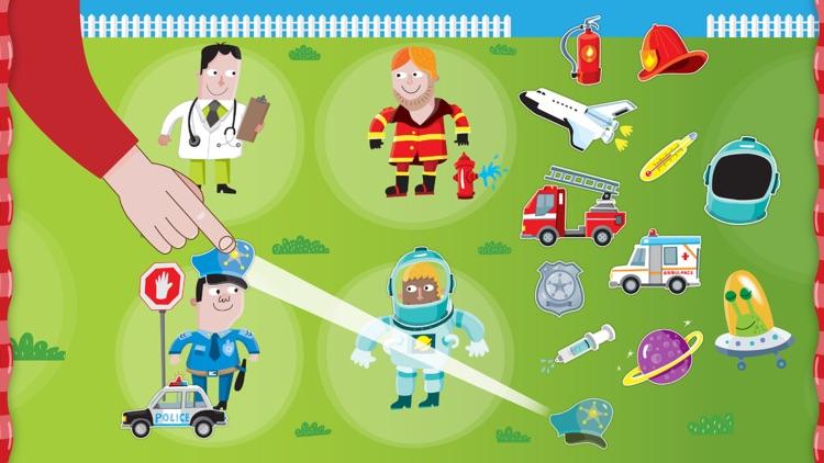 Toddler Games, Puzzles, Shapes screenshot-3