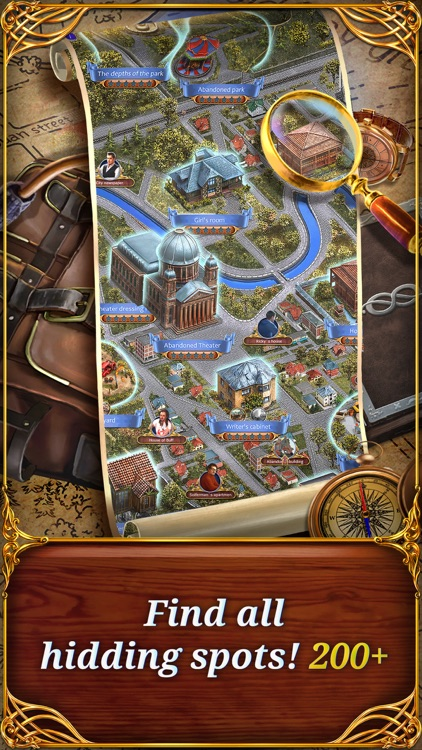 Antiquaria Find Hidden Object screenshot-9