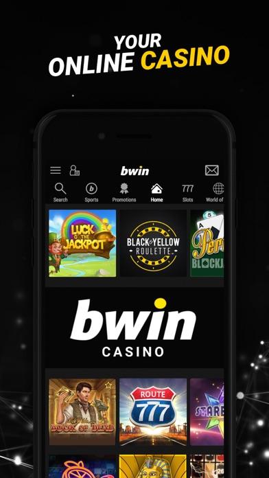 bwin Live Casino Games screenshot two
