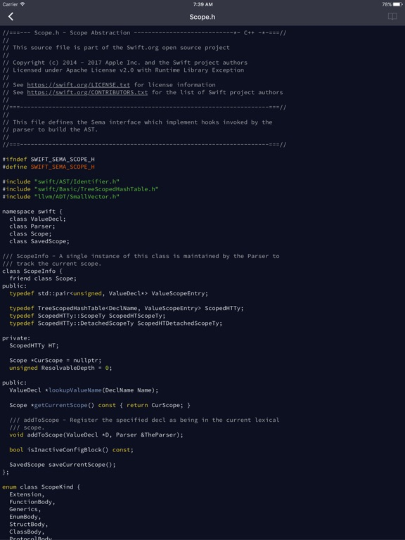 TextCode Screenshots