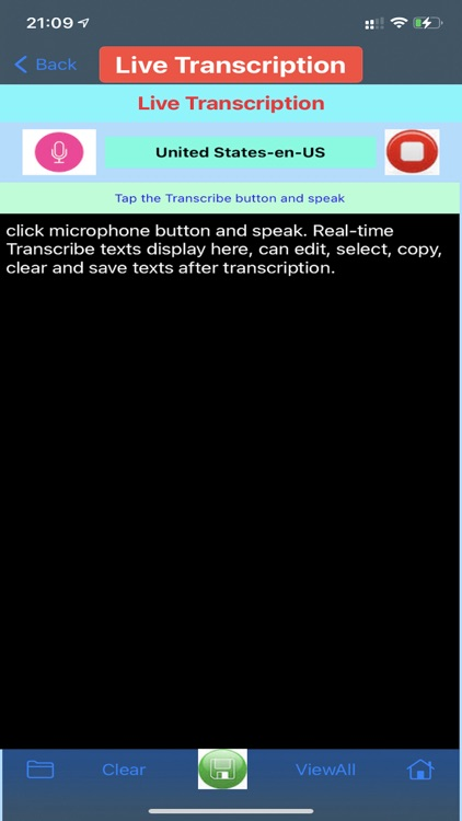 Voice To Text To Voice