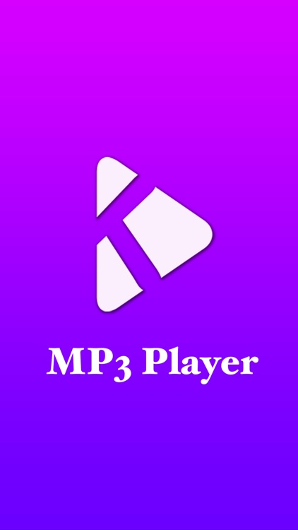 MP3 Music Player .