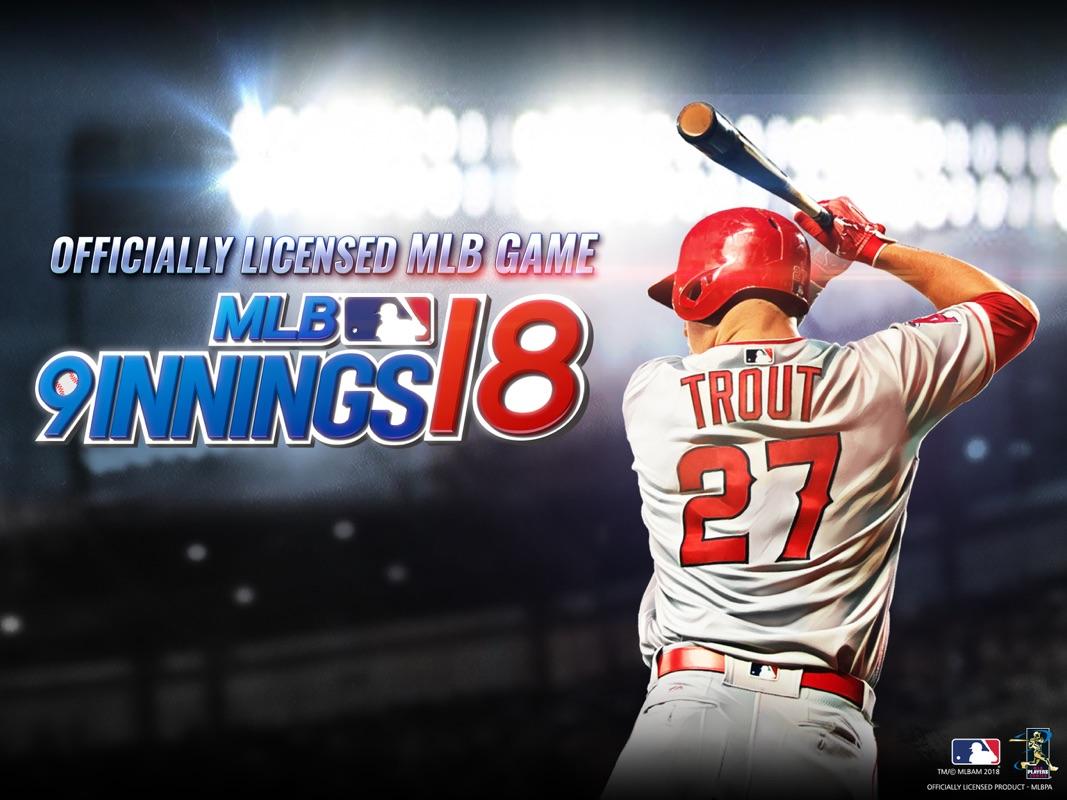 MLB 9 Innings 18 Online Hack Tool
