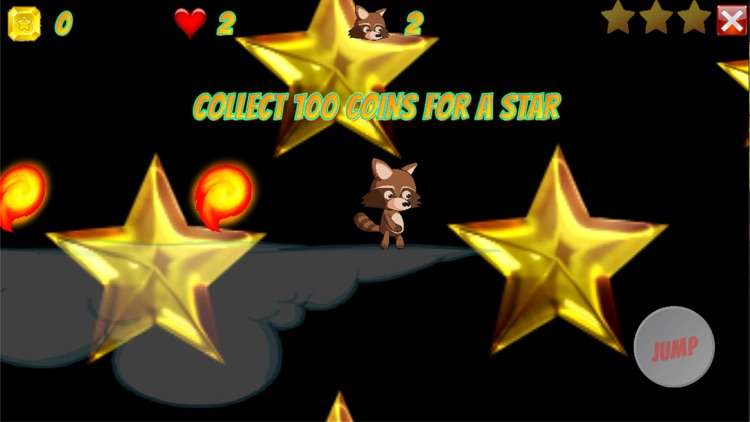 Fireball Run Retro Arcade Game screenshot-4