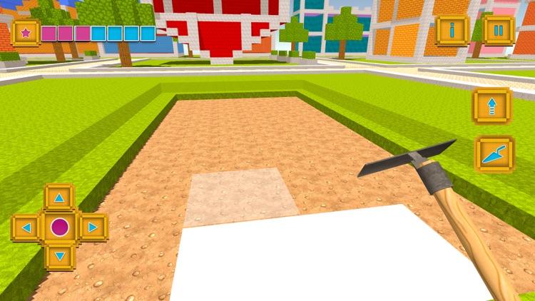 Doll House Construction 3D screenshot-3